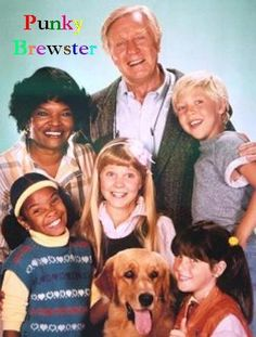 Punky Brewster is an American sitcom about a girl named Punky Brewster (Soleil Moon Frye) being raised by her foster parent (George Gaynes). The show ran on NBC from September 16, 1984 to September 7, 1986 and again in first-run syndication from October 30, 1987 to May 27, 1988.