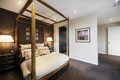 Riverview Bedroom - Simonds Homes #interiordesign