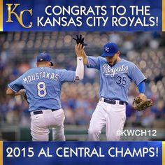 Lets Go Royals!! #KCMO