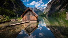 Mais uma casa dos sonhos! #montanhas #sonho #lago