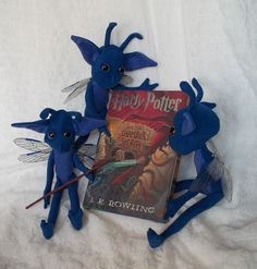 I want to make a Harry Potter baby gift basket now...