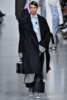 Eudon Choi Autumn/Winter 2017 Ready to Wear Collection | British Vogue