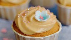 Cupcakes met karamel & citroen