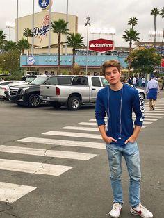 What a model (:  Froy Gutierrez