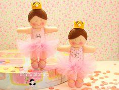 Ei Menina!: ♡ Bailarinas princesas...