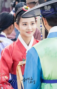 My Sassy Girl, Korean Wave, Thai Drama, Traditional Outfits, Korean Drama, Dramas, Captain Hat, Thailand, India