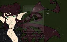 My OC, DarkElf