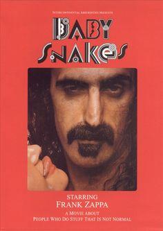 Frank Zappa – Baby Snakes (1991)