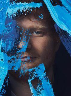Ed Sheeran Updates — New photos of Ed for Clash Magazine