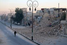 SIC Notícias   Dezenas de civis mortos em Alepo