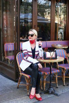 an afternoon in Paris // le bonaparte