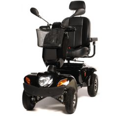 The Freerider Land Ranger mobility scooter is a large 8mph mobility scooter with off road capability for rough terrain available at smartscooters.co.uk for £2,445.00.