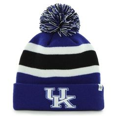 Kentucky Wildcats '47 Brand Breakaway Knit Beanie – Royal Blue