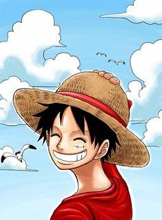 Monkey D Luffy, Manga Anime One Piece, Anime Manga, Anime Art, Luffy Gear 1, One Piece Tattoos, One Piece Series, One Piece Drawing, One Piece Images