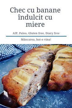 Aip Diet, Banana Bread, Gluten Free, Desserts, Food, Banana, Glutenfree, Tailgate Desserts, Deserts
