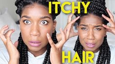 Get Rid Of Itchy Synthetic Hair w/ QUICK VINEGAR RINSE - White Vinegar DEMO [Video] - https://blackhairinformation.com/video-gallery/get-rid-itchy-synthetic-hair-w-quick-vinegar-rinse-white-vinegar-demo-video/
