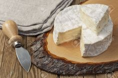 Image result for camembert cheese Creamy Cheese, Camembert Cheese, Dairy, Food, Image, Essen, Meals, Yemek, Eten