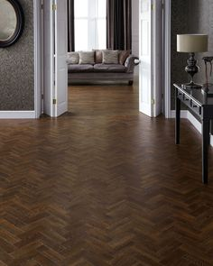 Karndean wood flooring - Sundown Oak by @KarndeanFloors available from Rodgers of York #flooring #interiors