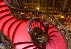 As 15 livrarias mais incríveis do mundo - Livraria Lello (Porto, Portugal)