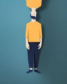 Paper Illustrations – Les créations percutantes et poétiques d'Eiko Ojala | Ufunk.net