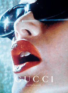 GUCCI BY MARIO TESTINO styling Carine Roitfeld Gucci F/W 1997-1998…