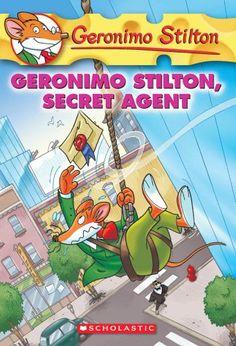Bestseller Books Online Geronimo Stilton, Secret Agent (Geronimo Stilton, No. 34) Geronimo Stilton $6.99  - http://www.ebooknetworking.net/books_detail-0545021340.html