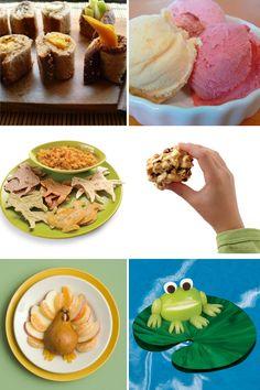 fun kid food