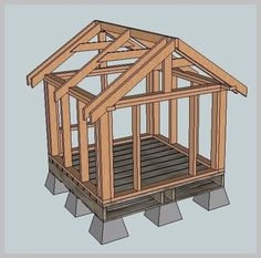 Dog House Ideas For DIY Enthusiasts | Dog House *** You can find out more details at the link of the image. #DogHouse