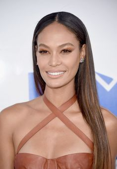 Joan Smalls aux MTV Video Music Awards 2016