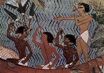 Predynastic Period In Egypt   Ancient Egyptian diet; Meat and Fish