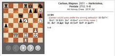 Casa do Xadrez de Alpiarça: Norway Chess 2016: Magnus Carlsen x Pentala…