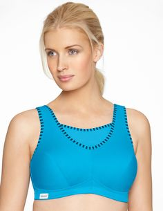 8c01bb77d6 Glamorise - Womens Plus No-Bounce Camisole Sport Bra