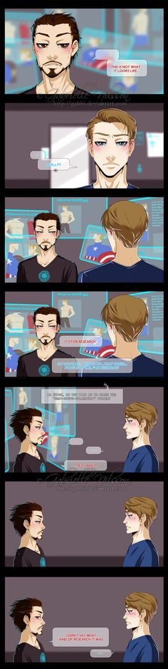 Stony Superhusbands | Superhusbands - Perfect Moment by Gabbi