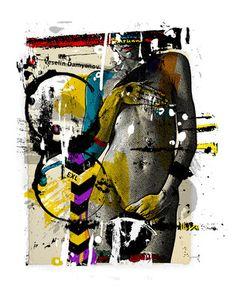 "Saatchi Art Artist Tezcan Bahar; Printmaking, ""Exlibris"" #art"