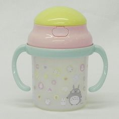 "My Neighbor Totoro baby lunch series Totoro straw mug Acorn Republic - empty after store | ""My Neighbor Totoro"" character goods sales, such as Studio Ghibli ""courier of the witch."""