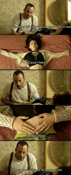 Natalie Portman and Jean Reno (Leon The Professional) The Professional Movie, Clannad After Story, Jean Reno, Funny Memes, Hilarious, Funny Gifs, Videos Funny, Christopher Robin, Movie Lines