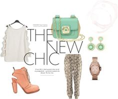 Class, created by alexa104 on Polyvore
