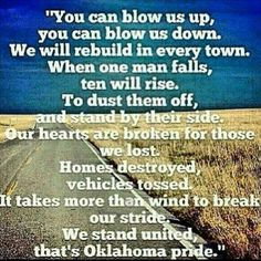 Oklahoma Pride. LOVE this. So incredibly true.