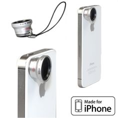 iPhone 4/4s Wide Angle Lens