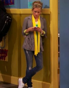 I LOVE this look!!! (Lilly - Hannah Montana)