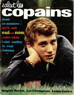 The magazine 'Salut Les Copains' and the dail radio programme...