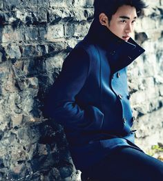 Kim Soo-hyun for Dazed & Confused Korea November 2013 by Hong Jang-hyun [Berlin, Germany]