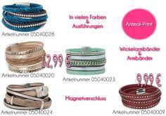 ★ ★ ★ Armschmuck ✩ ✩ ✩ Trendige Armbänder für Damen und Herren!  https://www.stylebreaker.de/schmuck/armschmuck/
