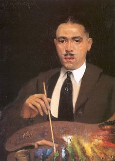 Its About Time: African American Artist Archibald John Motley, Jr 1891-1981 - Self-portrait