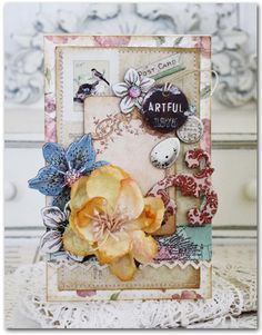 Emma's Paperie: July Sketch Inspiration by Melissa Phillips
