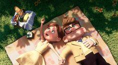 Up Pixar Animation Studios Up Pixar, Film Pixar, Disney Pixar Movies, Disney Songs, Disney Characters, Disney Princesses, Disney Up, Couple Disney, Style Disney
