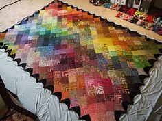 Ravelry: zephrbabe's Watercolor Blanket
