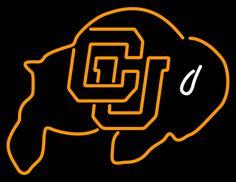 Colorado Buffaloes Neon Sign