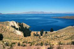 Titicaca, le plus grand lac d'Amérique du Sud