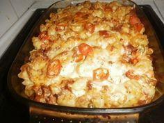 Tämä on todella hyvää,suosittelen kokeilemaan:) Sokeriton. Reseptiä katsottu 7653 kertaa. Reseptin tekijä: kaakaokissa. Good Food, Yummy Food, Food Inspiration, Macaroni And Cheese, Food And Drink, Tasty, Sweets, Homemade, Baking